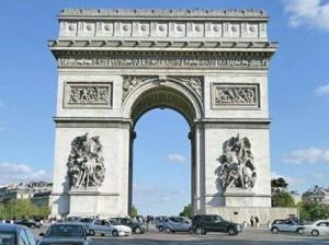 Геграфия для детей Париж