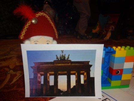 География для детей Германия