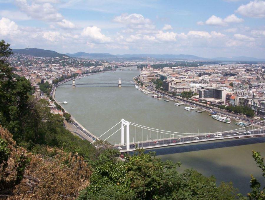 Достопримечательности Будапешта в Венгрии