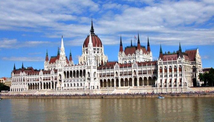 Достропримечательности Будапешта в Венгрии