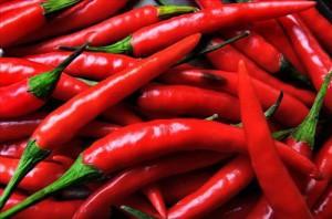 Красный перец - паприка