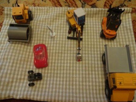 Строительные машинки