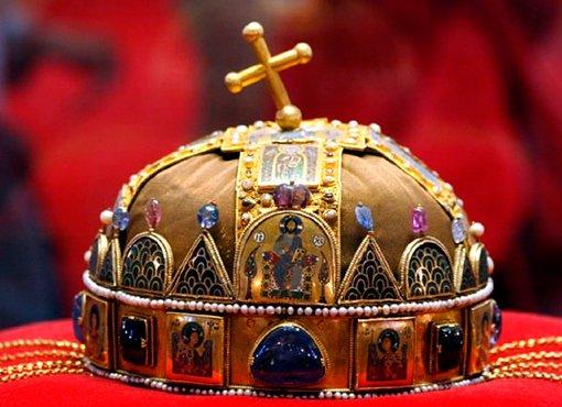 Венгерская корона