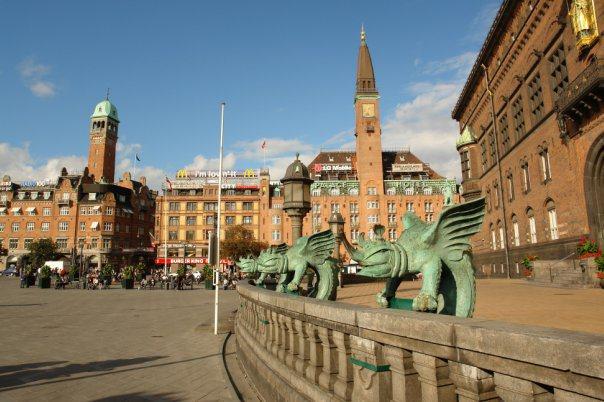 улица Стрёгет - достопримечательности Дании