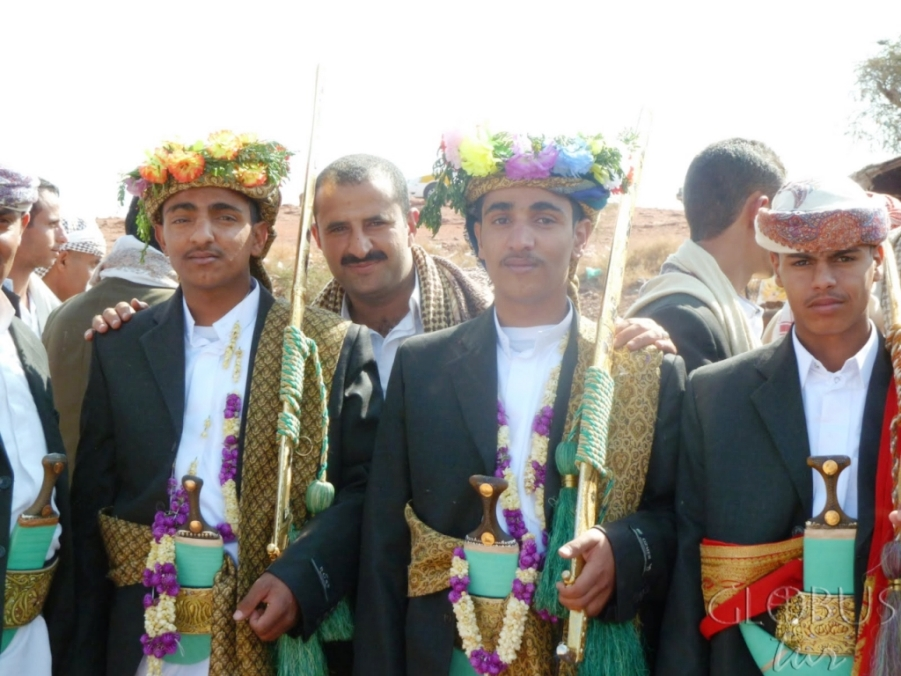 Йемен свадьба