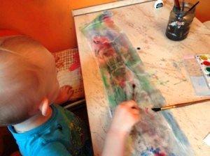 творчество с мамой