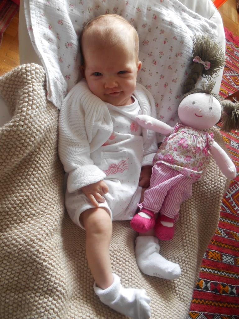 занятия с новорожденным