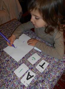обучение детей иностранным языкам - методика Тюленева