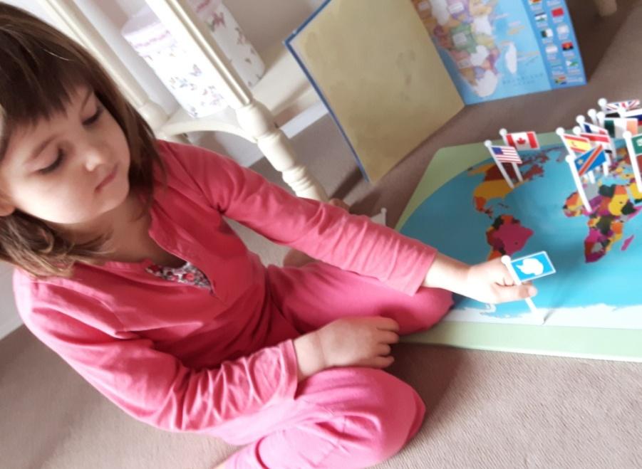 география для детей - Антарктида
